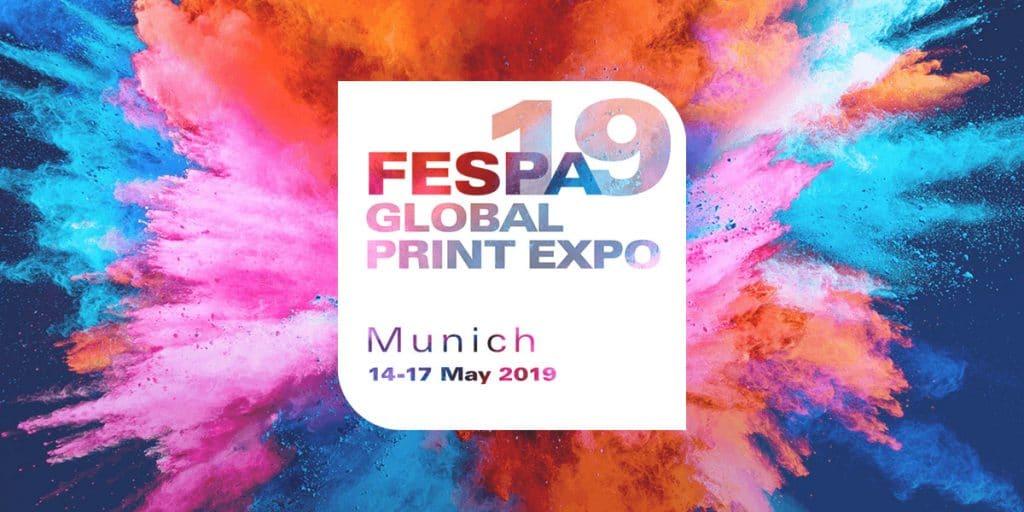 FESPA 2019: Erleben Sie advanter® 5 elements vor Ort