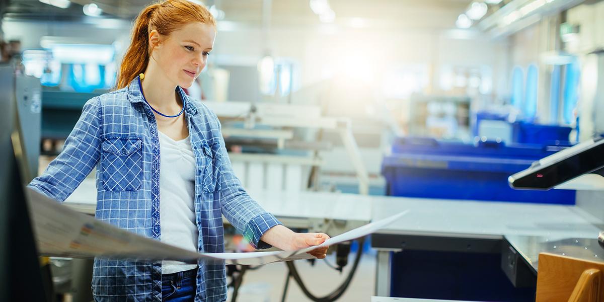 Vorteile, einer Branchensoftware für Druckereien gegenüber Standard ERP-Software