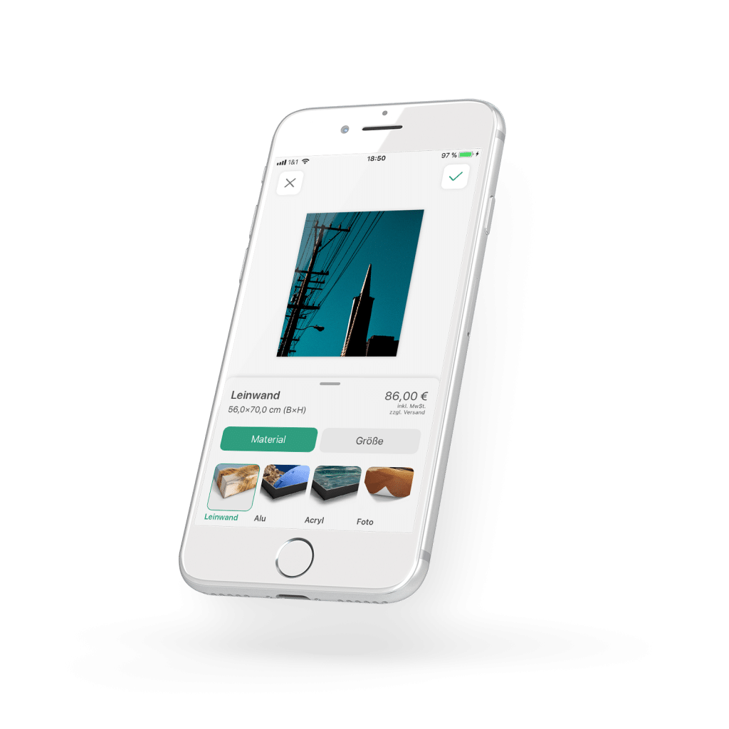 Picmentum-App von Cocologics