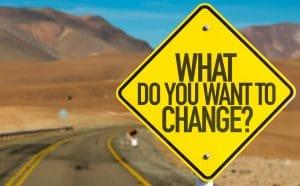Jetzt ist die beste Zeit für Veränderungen