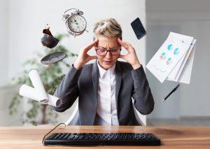 Denken Sie an die Zeitfresser Ihres Unternehmens