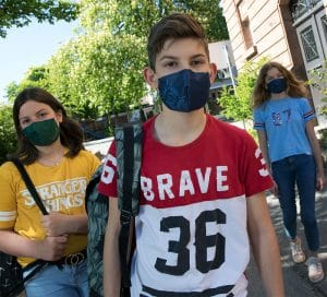 Schulmasken von jobmaske.de