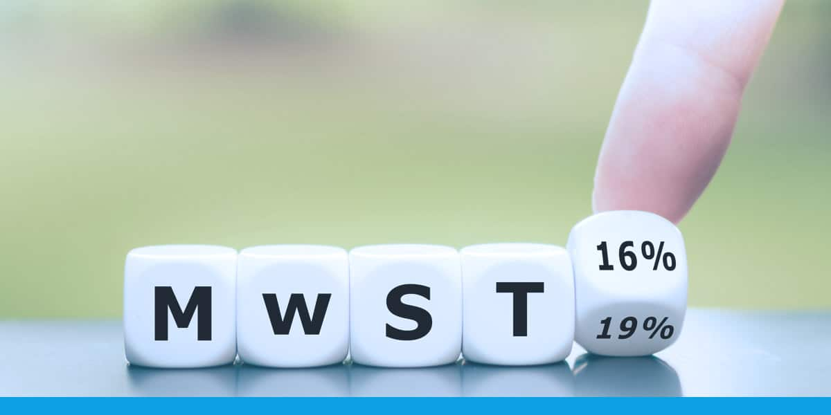 advanter® und die Umsatzsteuersenkung 2020
