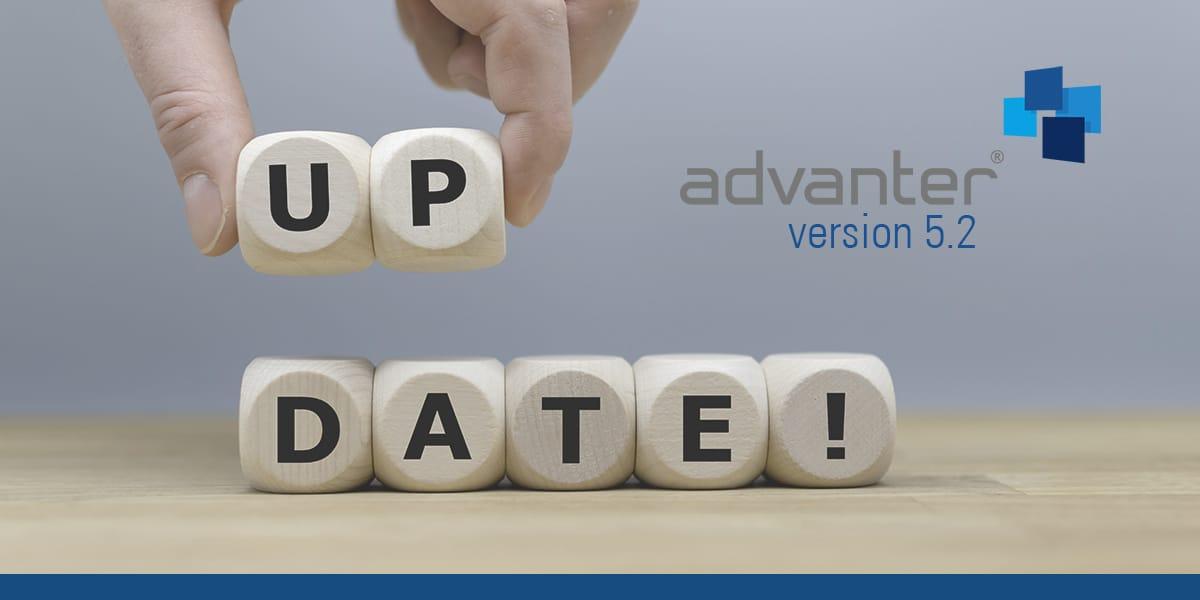 advanter® 5.2 jetzt entdecken!