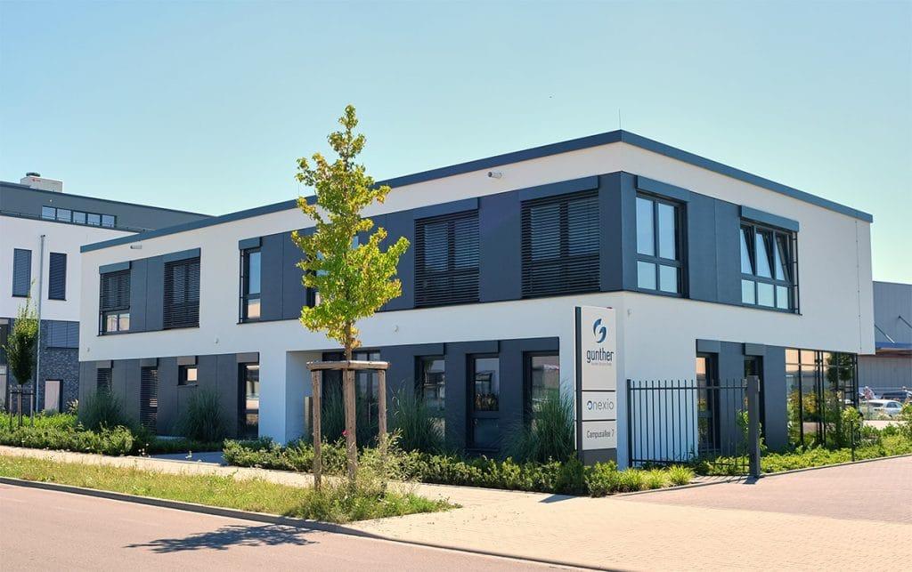 GGünther Business Solutions GmbH Firmensitz Leverkusen