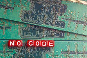 Low-Code/No-Code Technologie FileMaker ERP System
