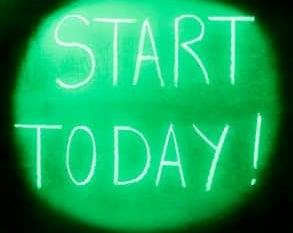 Start Today! Jetzt in die Digitalisierung starten!