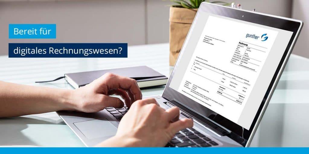 Wie steht es um Ihr digitales Rechnungswesen?